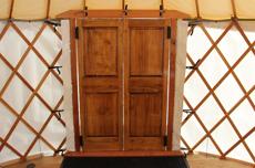 Yurt Doors