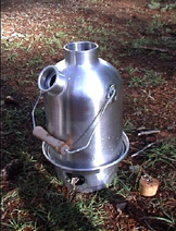 The Eco Kettle